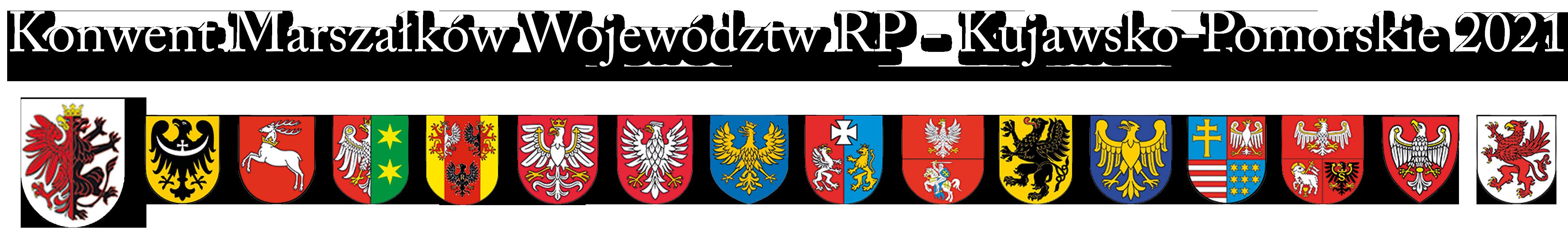 Konwent Marszałków Województw RP -Kujawsko-Pomorskie 2021